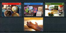 Norfolk Island 2012 MNH Sunshine Club 51 Years 4v Set Stamps