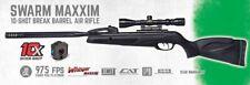 Gamo Swarm Maxxim .22 10-shot Break Barrel w/3-9X40mm Scope Air Rifle (Refurb)