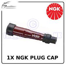 1x Genuine NGK Red Spark Plug Cap Honda CB750 F Supersport 1975-1978 - SPC5NA24