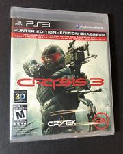 Crysis 3 [ Hunter Edition ] (PS3) NEW
