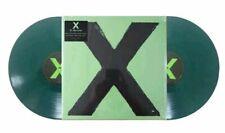 Ed Sheeran X (Multiply) GREEN Colored Vinyl NEW SEALED 2xLP Set Double LP Ltd Ed