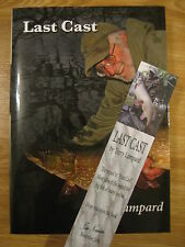 LAST CAST Terry Lampard Fishing book bookmark carp pike roach barbel perch tench