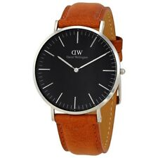 New Authentic Daniel Wellington DW00100132 Mens Dress Watch Fixed