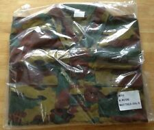 Army Surplus Military Belgium Jigsaw Camo Combat Jacket / Shirt New. Size XXXL/L