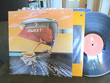 lp sweet off the record gatefold glamrock '77 capitol stao11636 rare vinyl holep