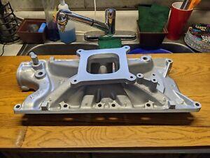 Rare Holley Dominator Hipo Aluminum Intake Ford 289 302 HO Mustang Cougar F150