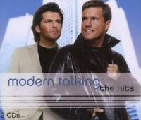 "MODERN TALKING ""THE HITS"" 2 CD NEUWARE"