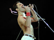 FREDDIE MERCURY UNSIGNED PHOTO - 7372 - FAT BOTTOMED GIRLS & UNDER PRESSURE