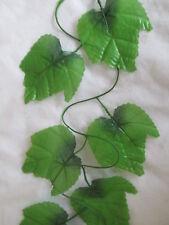450cm Blätter Girlande Efeuranke Künstliche Kunst Pflanzen Kunst Blume Floristik