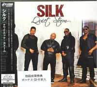 SILK-QUIET STORM-Import CD w/JAPAN OBI  G09