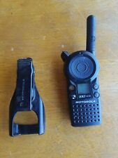Motorola Cls1410 4 Channel Uhf Two-Way Radio (4 Parts).