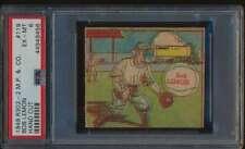 1949 M.P. & Co. #119 Bob Lemon HOF  PSA 6  EXMT 55430