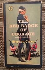 The Red Badge of Courage and Selected Stories by Stephen Crane - Paperback 1960