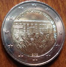 2 euro MALTA 2012 - 1887 Maggioranza rappresentativa MAJORITY REPRESENTATION UNC