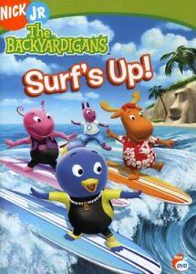 The Backyardigans - The Backyardigans: Surf's Up [New DVD] Full Frame, Sensormat