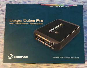 Zeroplus LAP-C Pro Logic Analyzer 16064M 16ch 1ghz Max sample rate USB 3.0