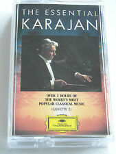 The Essential Karajan Cassette Two - Album Cassette Tape, Used Very Good