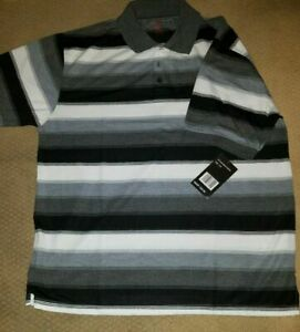 Men new with tag Red Rhino Gray Short Sleeve 3 button shirt size 3XL