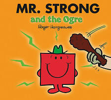 NEW sparkly MR STRONG and the OGRE (BUY 5 GET 1 FREE ) Little Miss Men 978140523
