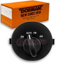 Dorman 4WD Switch for GMC Envoy XL 2002-2006 - 4 Wheel Drive lp