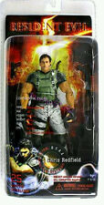 "hot Neca Resident evil 5 Chris Redfield 7"" action figure"