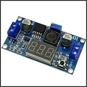 LM2596S LED Anzeige DC-DC Spannungsregler Step-Down einstellbar LED Voltmeter