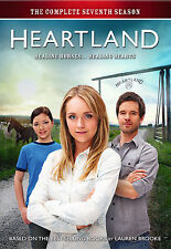 Heartland Season 7 The Complete DVD Set Seventh Season Seven New Sealed 5 Disc