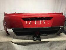 Mazda Rx8 2004 Rear Bumper Red