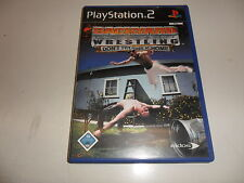 PlayStation 2  PS 2   Backyard Wrestling: Don't try this at Home
