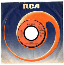 """ELVIS PRESLEY.MY BOY / LOVING ARMS.UK ORIG 7"""" & CO/SL.EX"""