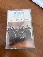 Skyy Start Of A Romance Cassette 1989 Atlantic Used Untested Very Good FS