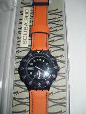 Swatch SCUBA 200,1998, NEU, SAMMLUNGSAUFLÖSUNG !!!