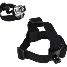 New On Sale Head Strap Mount Belt Elastic Headband For Extreme Sports Camera