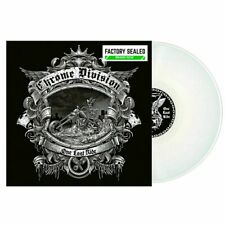 Chrome Division – One Last Ride LIMITED Edition WHITE Vinyl  LP - NEW