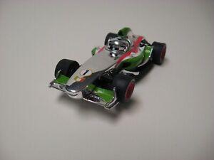 Carrera Go!!! 1:43 slot car Disney/Pixar  Francesco Bernoulli Silver Racer No.1