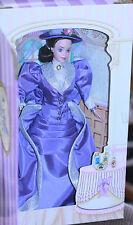 1997 AVON MRS PFE ALBEE BARBIE DOLL MATTEL NEW 1ST SERIES PURPLE DRESS NRFB