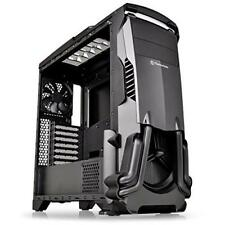Thermaltake Versa N24 Black ATX Mid Tower Gaming Computer Power Supply Case New