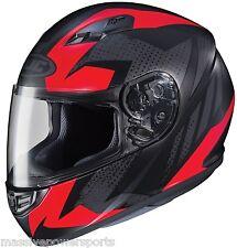 HJC CS-R3 Treague Motorcycle Helmet Red SM Small Full Face