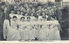 Giessen, Südwestafrikanisches Wohltätigkeitsfest, um 1910, RRR !
