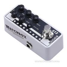 Mooer 013 Matchbox Micro Preamp Tube Amp/Speaker Emulator Matchless C30