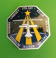 STS-121 Nasa Discovery Sticker M563 Space Program