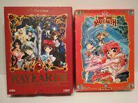 Magic Knight Rayearth Edition Prestige + Coffret DVD OAV  -VOSTFR -Très bon état