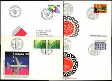 Switzerland 1980's 25 Special Event/Handstamp Covers #C39926