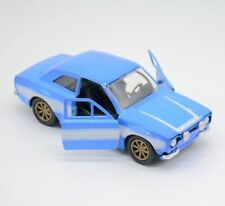 Jada Fast and Furious Ford Escort Diecast Car model Brian's Car