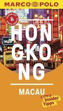 MARCO POLO Reiseführer Hongkong, Macau (Kein Porto)
