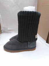 Ankle boots COZI Love From Australia - Size UK 3 - Olive Green RRP £178.99