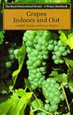 Grapes Indoors and Out (Wisley Handbook)