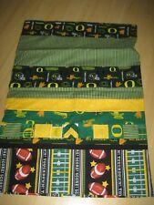 NEW Std Size PILLOWCASE SHAM U of O OREGON DUCKS Handmade Quilted Bedding Case A