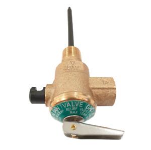 AVG Replace Reliance RMC HT55 1000kPa PTR Pressure Temperature Relief Valve, Reg