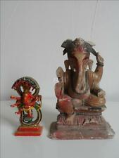 2 ELEPHANTS / ethnique bouddhisme ganesh hindou inde collection n°18